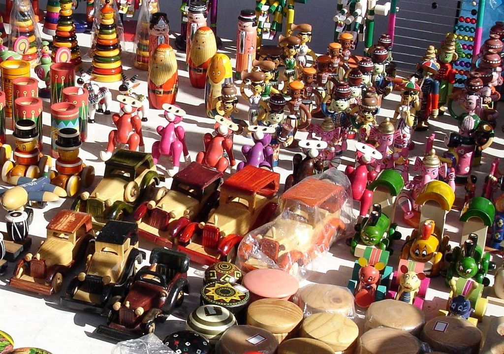 The Advantages of Traditional Wooden Toys